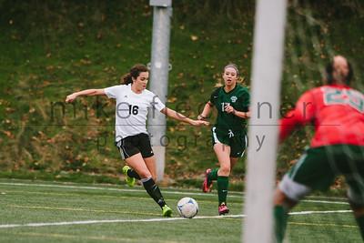 2014-10-14 SCS Girls Soccer vs Charles Wright