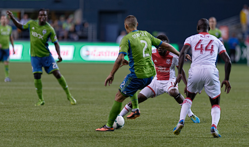 Dempsey fakes out more Timbers