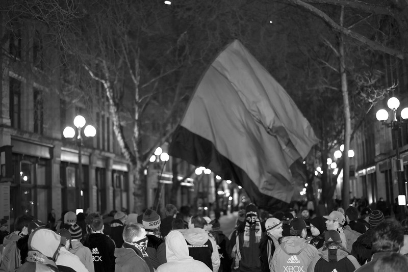 March to the Match.