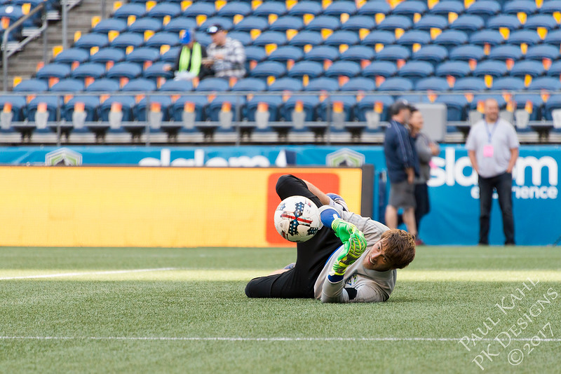 Seattle Sounders FC vs Orlando City FC