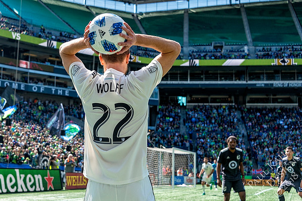 Sounders FC - 2018