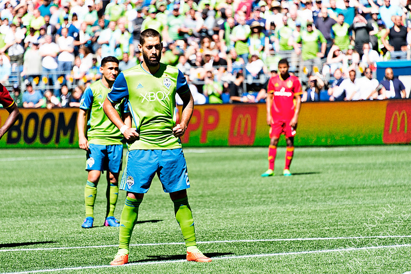 Seattle Sounders FC vs Real Salt Lake