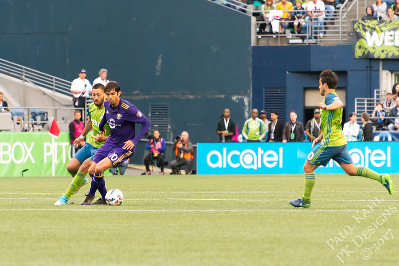 Seattle Sounders FC vs Orlando City FC