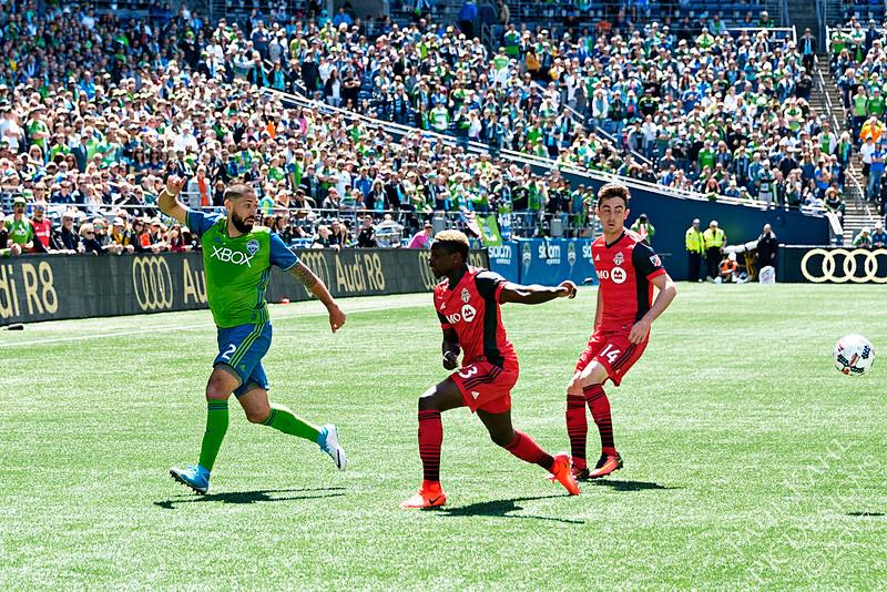 Seattle Sounders FC vs Toronto FC