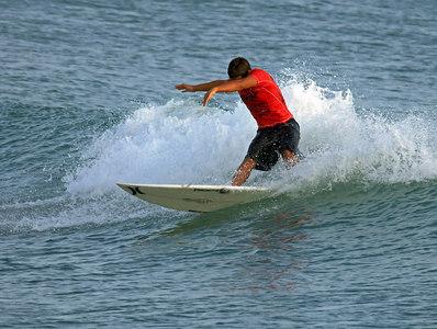 Sebastian Inlet Pro Surfing