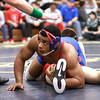 2-1-14<br /> Sectional Wrestling<br /> Kokomo's Keair Ross in the 170<br /> KT photo | Kelly Lafferty