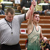 2-1-14<br /> Sectional Wrestling<br /> Ty Swisher in the 106<br /> KT photo | Kelly Lafferty