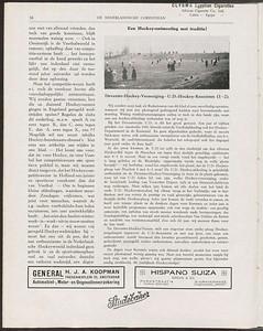19251220 Artikel in De Corinthian jrg. 2 1925 nr. 1  Opmerking: de originele foto in archief DHV.