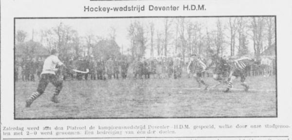 19310321 Onderschrift: zie foto Opmerking: slechte kwaliteit    Deventer Dagblad 23 maart 1931