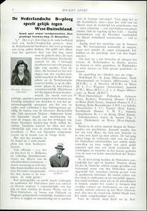 19320305nr02 Hockeysport 1e jaargang no. 26 donderdag 10 maart 1932