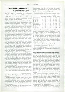 19320305nr04  Slot artikel in Hockeysport 1e jaargang no.26 donderdag 10 maart 1932