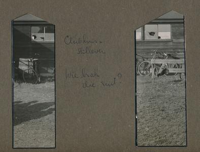 1933 Onderschrift: zie foto   CollectieJanBlomgrijs blauw Fotograaf: onbekend Formaat: 12 x 9 Afdruk zw