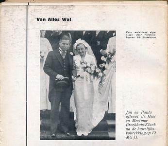 19360512 Uit Clubnieuws Mei 1936  Fotograaf: Ab Hakeboom  Formaat: 10 x 7  Afdruk zw