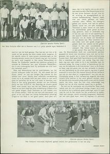 19360328nr2 Opmerking: verslag van de wedstrijd Nederland B - West-Duitland in Deventer op 28 maart 1936   Hockeysport 1935-1936 nr. 28 p. 6