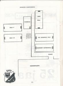 19950527nr11 Boekje tgv Koektoernooi 1995   Collectie Henk Pott   Formaat: A4