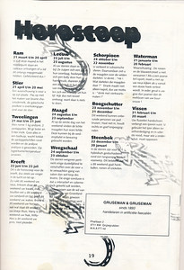 19950527nr19 Boekje tgv Koektoernooi 1995   Collectie Henk Pott   Formaat: A4