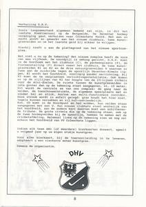 19950527nr08 Boekje tgv Koektoernooi 1995   Collectie Henk Pott   Formaat: A4