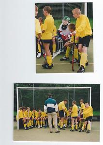 199810 Onderschrift:in filenaam: 1998okt3jc1tegenZwolle In Mail John Hendriks 3 maart 2013: boven zittend vlnr: Piet Hein Smit van Saeftinge, ?, Tim Hendriks, ?, Mitchell Maatman  Onder vlnr: Hans Krukkert, Jaap Siewert van Reesema (alleen achterhoofd),?, Wouter van Dongen, Micheil Aandewiel, Frank Geers (op de rug gezien), ? (staand) Michiel Bos, ? (staand), Tim Hendriks, Piet Hein Smit van Saeftinge, ?, Mitchell Maatman   Collectie John Hendriks Fotograaf: John Hendriks Formaat: ?  Afdruk kleur