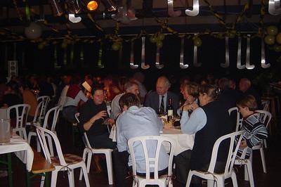 20031118  Onderschrift: geen Datering foto 18 november 2003  Opmerking: lustrumfeest   Collectie Marjolijn Jaspers  Fotograaf: Marjolijn Jaspers  Formaat: onbekend  Afdruk kleur