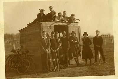1921-1922 Foto gscand door Hekkert