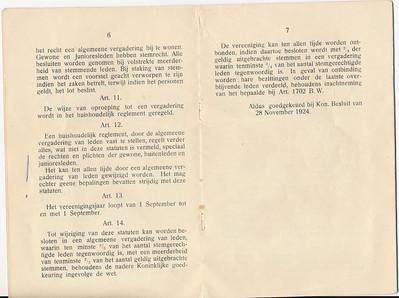19241128nr04 Statuten 28 november 1924 pag. 6 en 7   Archief DHV