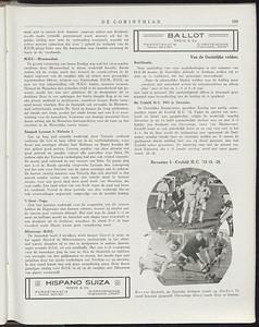 19280304 Deventer-Crefeld.   De Corinthian 9 maart 1928