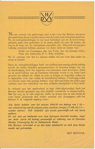 19450529 Mededelingenblad direct na oorlog.   ArchiefDHV