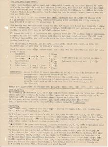 194509nr3 NooduitgaveClubnieuws ws. september 1945. Het echte Clubnieiws verscheen pas oktober 1946.   ArchiefDHV