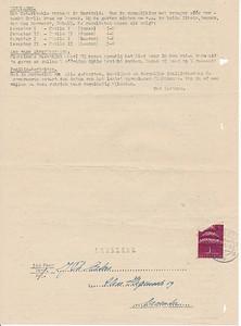 194509nr4 Nooduitgave Clubnieuws ws. september 1945 Pagina 4   ArchiefDHV