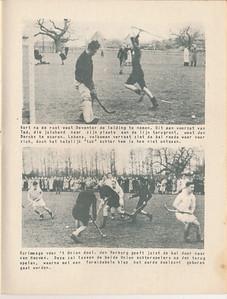 19490403nr2 Onderschrift: zie foto Beelden kampioenswedstrijd   Clubnieuws mei 1949 p.15