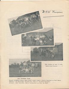 19481010 Onderschrift: zie foto  Opmerking: foto's Onderlinge Hockeydag 10 oktober 1948.   Clubnieuws 10 (1948) 1, p.8 Fotograaf: onbekend