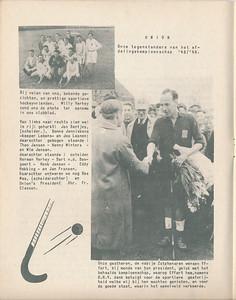 19490403nr1 Onderschrift: zie foto  Clubnieuws 10 (1948-1949) no. 6, mei 1949, p. 6