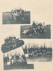 194903 Ondrrschrift: zie fotopagina  Clubnieuws 10 (1949) 5, p.10  Fotograaf: onbekend