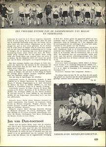 19560429p629 Loes Smit deed hier aan mee.   Hockeysport 23 (1955-1956) 32, p. 629