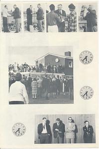 19620908nr3 Flyer uitgegeven ter gelegenheid van de opening van de Bergweide op 8 september 1962 achterzijde   Archief DHV Formaat: 22 x 16  Afdrukken zw