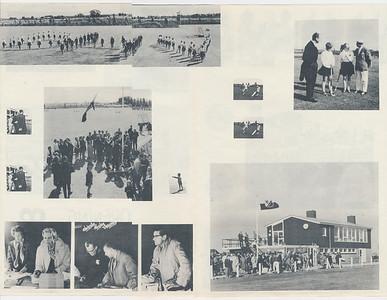 19620908nr2 Flyer uitgegeven ter gelegenheid van de opening van de Bergweide op 8 september 1962  Binnenzijde   Archief DHV Formaat: 30 x 24 Afdrukken zw