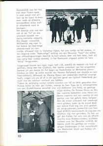 19660124nr2 Tweede pagina Clubnieuws maart 1966 over bezoek Proteas.