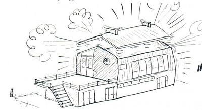 19660219 Onderschrift in Clubnieuws maart 1966: To beat or not to beat (op 19 februari brak bij ons de hel los.) Opmerking: tekening gemaakt door Paul Nieuwenhuis, med. aan J.W. Blom 6 februari 2014. In bijgaand artikel ook:  Paul Nieuwenhuis, die wij bij deze hartelijk dank zeggen. heeft de essentie van een en ander zeer duidelijk in een tekening vastgelegd.  Tekening is opgenomen in Jubileumboek DHV 1913-2013, p. 128.  Clubnieuws 27 (1965-1966) 3 (maart 1966), p.20