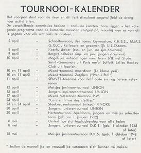 Uit Clubnieuws 27 (1965-1966) 3 (maart 1966), p. 8.