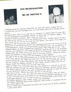 196605 Onderschrift: zie foto Opmerking Fred en Greet Hartog   Clubnieuws 27 (1965-1966) 4 (mei), p. 12