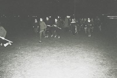 19661214nr11 Lichtinstallatie in gebruik     Archief DHV  Fotograaf: Johan van Dijk  Negatief