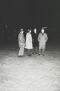 19661214nr09 Lichtinstallatie in gebruik     Archief DHV  Fotograaf: Johan van Dijk  Negatief
