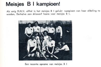 196805 Onderschrift: zie foto  Clubnieuws 29 (1967-1968) 2 (mei) , p. 17