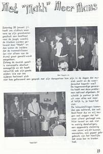 19680120 Onderschrift: zie foto  Opmerking: beatfeest 20 januari 1968   Clubnieuws 29 (1968) 1, p. 27 Fotograaf: onbekend Formaat: nvt Afdruk zw