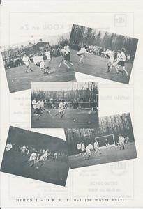 19720326 Pagina uit De Telescoop 7 april 1972 p.5.  Originelen foto's in archief DHV.   Collectie Han Ypes