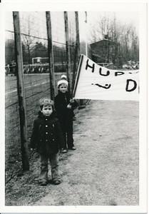 19750424 Achterop: datum afdruk 24.4.75 Opmerking: wie ?  Archief DHV. Schenking Lucrees van Groningen 6 oktober 1975.  Fotograaf: onbekend  Formaat: 10 x 7 Afdruk zw