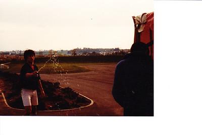 19820411 Onderschrift: Angers 1982 2  Collectie Paul Kipp Fotograaf: onbekend Formaat: onbekend Afdruk kleur