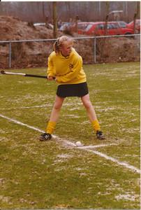 198505 Achterop: 1984/1985 Alexandra Loenen Opmerking: hoort m.i. bij foto elftal   Collectie Loenen Fotograaf: onbekend Formaat: 13 x 9 Afdruk kleur