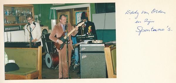 19860912nr19  ALV 12 september 1986   Collectie Van Noortwijk  Fotograaf: ?  Formaat: 15 x 10  Afdruk kleur
