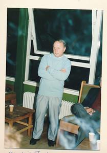 19860912nr12  ALV 12 september 1986  Onderschrift: Hendrik Jonker trainer/coach van Heren I   Collectie Van Noortwijk  Fotograaf: ?  Formaat: 15 x 10  Afdruk kleur